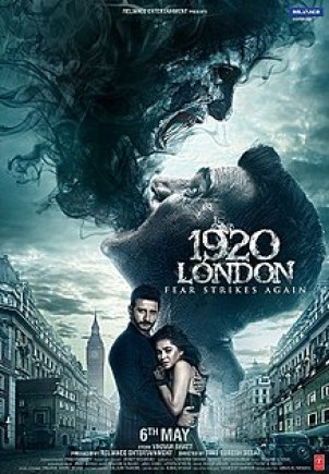 Free Download or Watch Online 1920 London 2016 Hindi 700MB DVDScr XviD Via Resumable Single Direct Links And Parts Or Torrents. at movies365.in