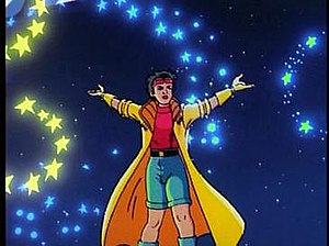 Jubilee starred in the X-Men animated series.