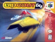 Wipeout 64 Wikipedia