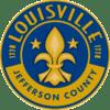Official seal of Louisville, Kentucky