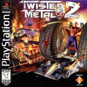 Twisted Metal 2