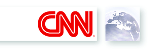 CNN International logo from 2006 to 2009