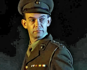 Doug Bradley as Captain Elliott Spenser in Hel...
