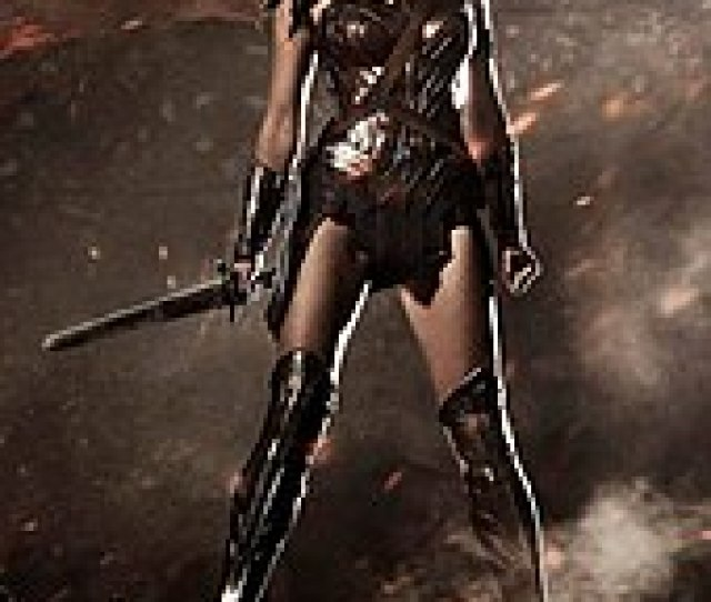 Wonder Woman 2017edit