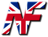 The logo of the British National Front