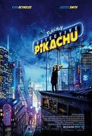 Movies to watch: Pokemon detective pikachu
