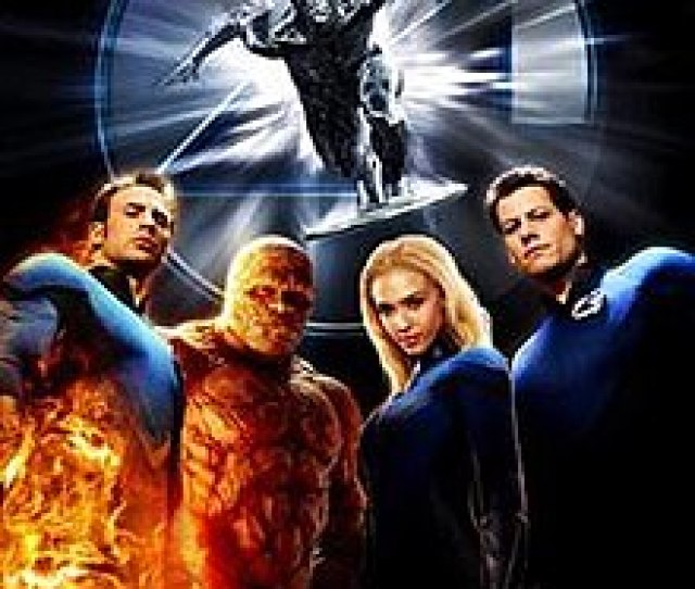 Fantastic Four 2 Poster Jpg