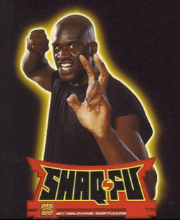 Image result for shaq fu