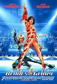 Blades of Glory onesheet