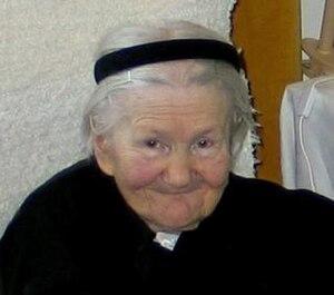 Irena Sendler, Warsaw, Poland, 2007