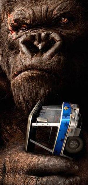 King Kong: 360 3-D