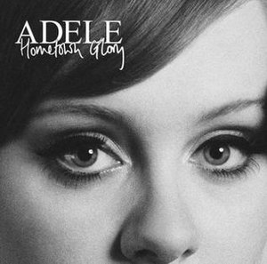 Adele - Hometown Glory (Re-Release)