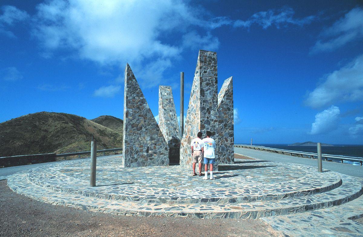 Point Udall US Virgin Islands Wikipedia