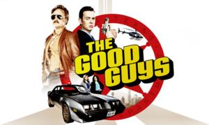 The Good Guys promotional logo