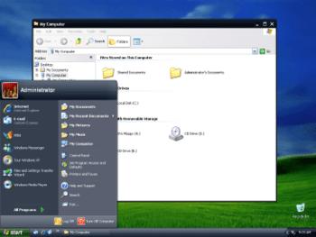 Windows XP visual styles - Wikipedia