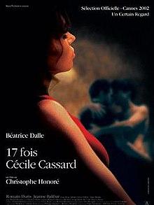 Poster do filme 17 Vezes Cécile Cassard