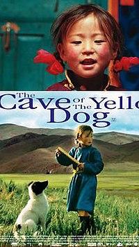 Sarı Köpekler Mağarası-Afiş