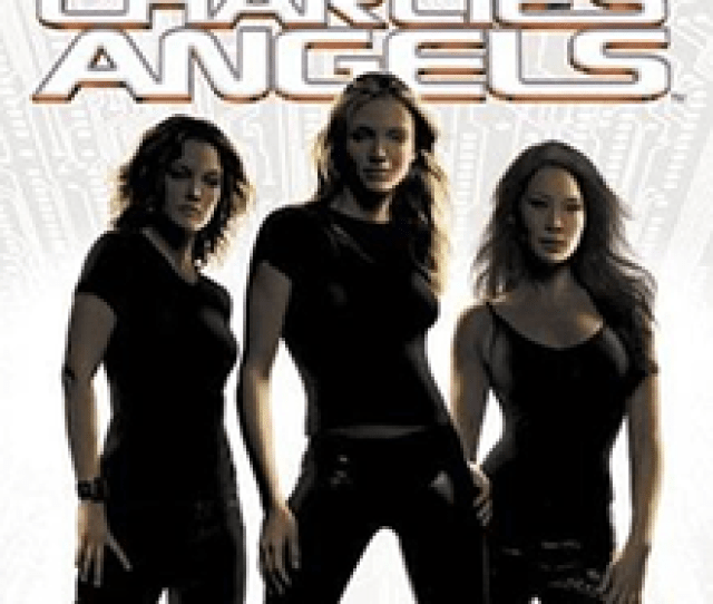 Charlies Angels Coverart Png