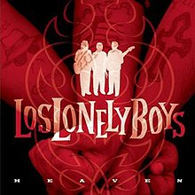 Los Lonely Boys - Heaven cd single.jpg