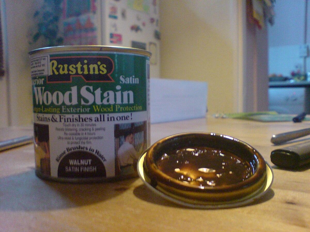 Wood Stain Wikipedia