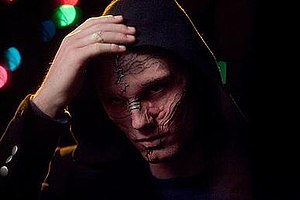 Alex Pettyfer in prosthetics as the beast. The...