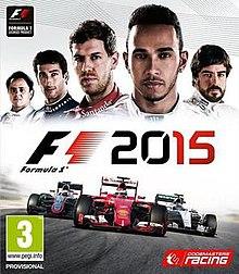 F1 2015 Video Game Wikipedia