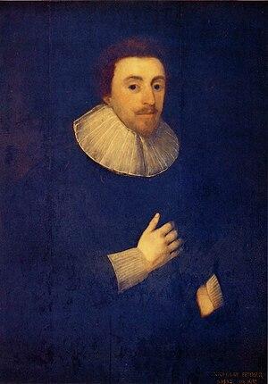 Nicholas Ferrar, commemorated December 4