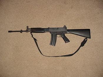 First Generation Bushmaster Assault Rifle - Wo...