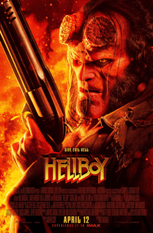 Hellboy (2019) Film Online Zalukaj