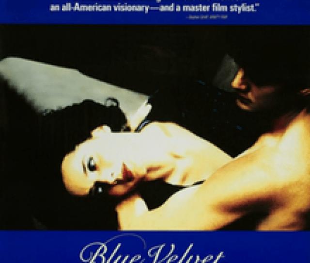 Blue Velvet 1986 Png