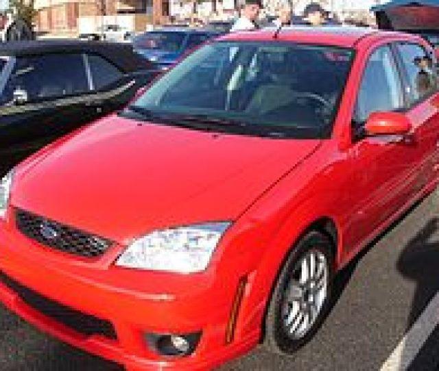 2006 Ford Focus St With Street Appearance