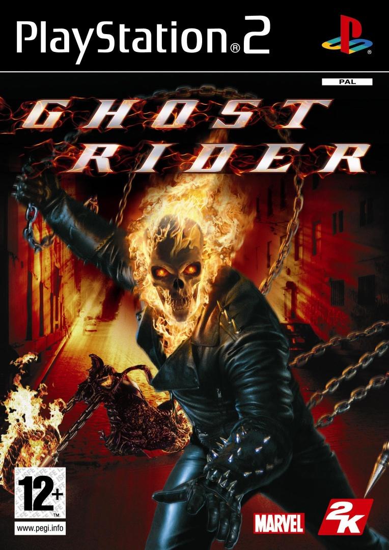 Ghost Rider Videopeli Wikipedia