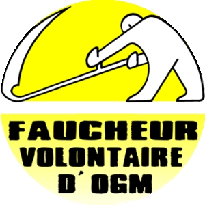 Segador voluntario de OGM