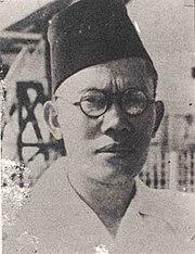 Mr. Sjafrudin Prawiranegara