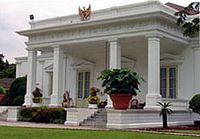 Istana Negara, Istana Kepresidenan Negara Indonesia.