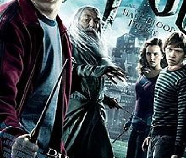 Harry Potter And The Half Blood Prince Hpteaserposter Jpg