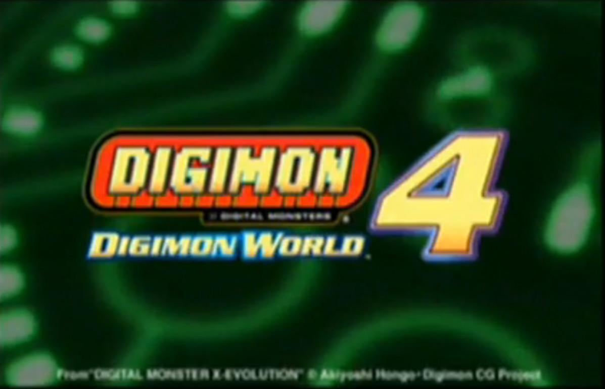 Digimon World 4 Wikipedia