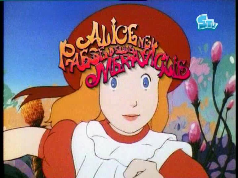 Alice Nel Paese Delle Meraviglie Serie Animata Wikipedia