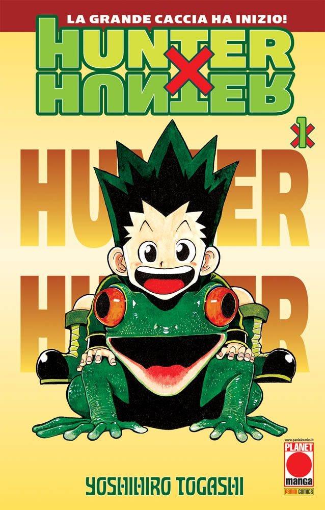 Copertina del primo volume dell'edizione italiana del manga.