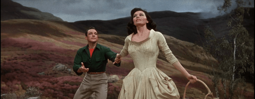 Image result for gene kelly, brigadoon