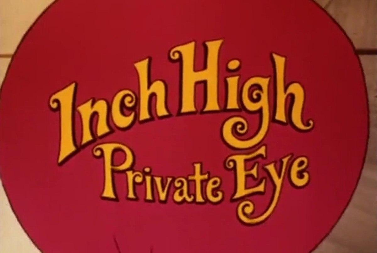 Eye High Private 1973 Inch