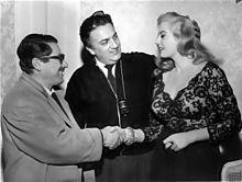 220px Flaiano Fellini Ekberg 1960 - Fellini