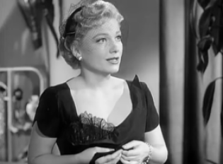 Image result for anne baxter in the blue gardenia
