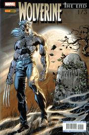 Copertina dell'edizione italiana (Panini Comics) del n. 1 di Wolverine the End.