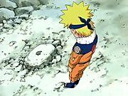 Naruto gagal meyeru Gamabunta atau Raja Katak.