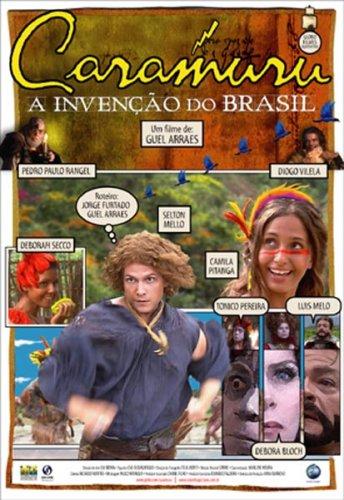 Poster do filme Caramuru - A Invenção do Brasil