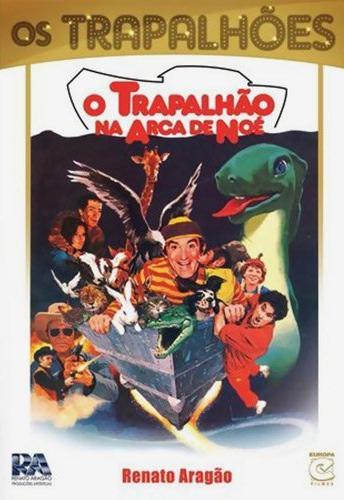 Poster do filme O Trapalhão na Arca de Noé