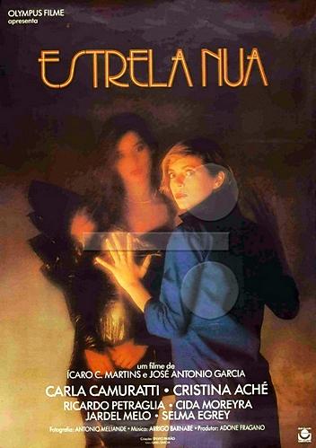 Poster do filme A Estrela Nua
