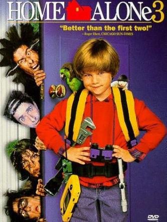 Poster do filme Esqueceram de Mim 3