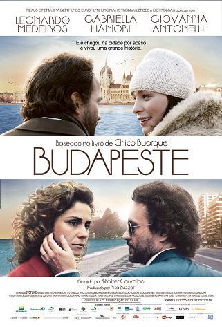 Poster do filme Budapeste